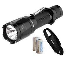 Fenix TK16 1000 Lumens Tactical LED Flashlight /w Instant Strobe + Batteries