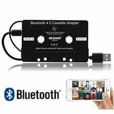 Audio Cassette Bluetooth Music Audio Receiver Aux Player Adapter Tape Convert US