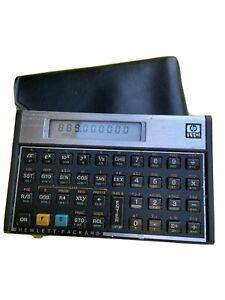 HP 11c Vintage Made in USA Scientific Vintage Pocket Calculator