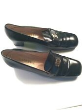 A Pair Of French Original  Chanel Size 40 .5 Shoes