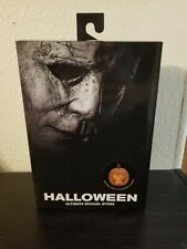 REEL TOYS HALLOWEEN ULTIMATE EDITION MICHAEL MYERS  FIGURE SCARY NECA