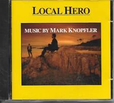 MARK KNOPFLER - Local hero (FRENCH RED SWIRL) CD Album 14TR Vertigo 1983 RARE!