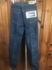 NOS Vintage NWT Oshkosh Western Jeans Women's Size 12S Flannel Lined (K)