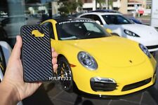 Real 100% Carbon Fiber Samsung Galaxy S7 Edge Phone Case Black New Free Shipping