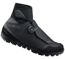 Shimano MW7 Mountain Bike BOA MTB Winter Shoes Black MW701 - 45 (US 10.5)