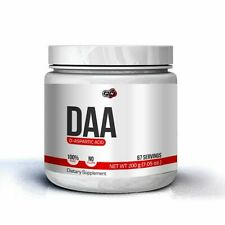 Pure Nutrition DAA D-Aspartic Acid Testosterone Booster Muscle Gain Strenth
