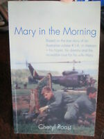 Story of 4 RAR Private KIA Australian Vietnam War Mary in the Morning Book