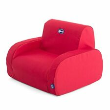 Chicco 04079098700000 Twist Poltroncina, Rosso (I6T)