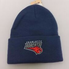 Charlotte Bobcats NBA Winter Cuffed Cuff Knit Beanie Hat Skully Cap NWT Osfm