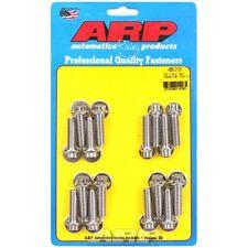 ARP Bolts 435-2101 Big Block Chevy 12pt intake manifold bolt kit