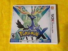 Pokemon X (3DS, 2013) Nintendo Original Game!!!