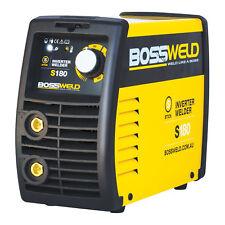 Bossweld 180 Amp S180 Stick Arc Inverter Welder