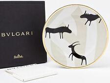 BVLGARI Rosen thal Porcelain Plate Dish Saucer Tableware Ornament Interior Auth