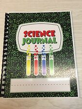 Science Journals  -  Ruled Lines & Grid Pages 30 pages- Classroom Set Of 10