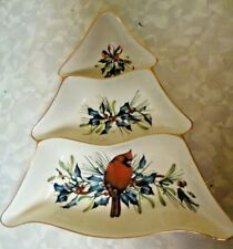 Lenox American Home Collection Tree Divided Server Dish