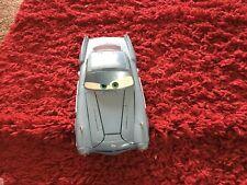 Disney Pixar Cars Finn McMissile talking push along action toy car, Mattel