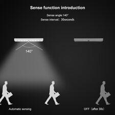 1X 10 LED Closet Wireless Detector Wall Lamp Motion Sensor Night Light Potable