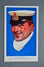 R&L Postcard: Lawrence & Jellicoe Told to the Marines, Royal Navy Series 2