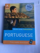 PORTUGUUESE Rough Guide Phrasebook: PoCKET SIZED ideal For Holiday Phrases