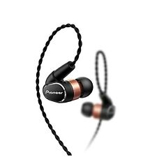 New Pioneer Canal type earphone high resolution corresponding sealed SE-CH9T-K
