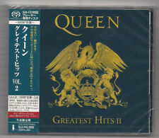 SACD Queen Greatest Hits II STILL SEALED NEW OVP Island Records