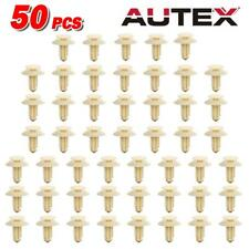 50pcs Door Trim Panel Clips Retainer Fastener for Ford Crown Victoria 1990