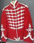 ExRare WWII Royal Leib guard officer Parade tunic uniform Bulgaria - ORIGINAL !!