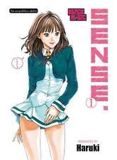 SENSE da 1 a 8 completa Magic Press Black manga