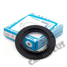 AF Confirm Macro Adapter For M39 Lens to SONY Alpha Camera A100 A200 A230 A300