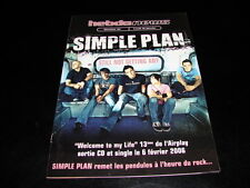 SIMPLE PLAN STILL NOT GETTING ANY RARE FRENCH ITEM!!!!!