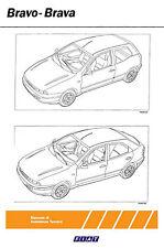 CD MANUALE OFFICINA FIAT BRAVO BRAVA 1.2-1.6-1.8 16V-1.4 12V-1.9D-JTD-TD 2.0 20V