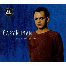 GARY NUMAN - The Story So Far - 3CD BOX SET - NEW SEALED