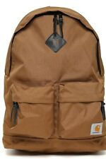 CARHARTT Walter Backpack Rucksack Work Travel Sports Gym School Bag brown