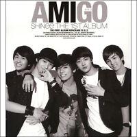 Shinee - Amigo 1st Album Repackage (Digipack) New K-Pop
