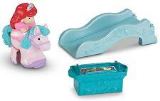 Fisher-Price Little People Disney Klip Klop Ariel Girls 18 mos. + New 2013