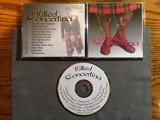 MATTHEW GURNSEY - KILTED CONCERTINA 2003 1PR NEW! THE MUSES THE CLANCY BROTHERS