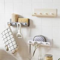 Key Hanger Holder Storage Wall Hook Rack Organizer Mount Home Door Bathroom DD