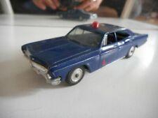 Gamdakoor Sabra Chevrolet Police car in Blue