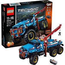 Neu LEGO 42070 Technic: Allrad-Abschleppwagen 6667214