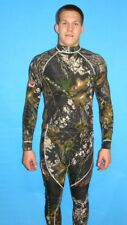 RASH GUARD CAMO LYRCRA SUIT SIZE SMALL  SCUBA SNORKLE DREDGE