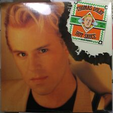 "Pop/Rock Sealed 12"" Lp Thomas Dolby Hot Sauce / Salsa Picante On Emi"
