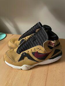 Nike Air Haystack Wheat Bo Jackson Jordan 309748-700 Size 11