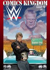 WWE #5 NM
