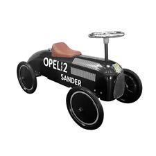 Opel Rétro Véhicule à Monter Voiture sans Pédales Bobby Porteur Noir OC11319
