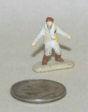 Very Small Micro Machine Star Wars Figure of Princess Leia with Breathing Mask