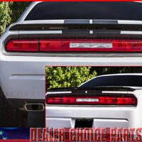 For 2008 2009 2010 2011-2021 Dodge Challenger Factory Style Spoiler GLOSS BLACK