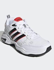 Adidas Strutter men's sneakers shoes size 14 white/black/red EG2655