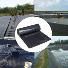 Fish Pond Liner Gardens Pools HDPE Membrane Reinforced Landscaping