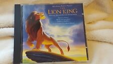 Walt Disney - The Lion King - Original Motion Picture Soundtrack