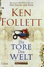 Die Tore der Welt von Ken Follett   Buch   Zustand gut